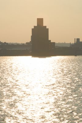 View accross the River Mersey