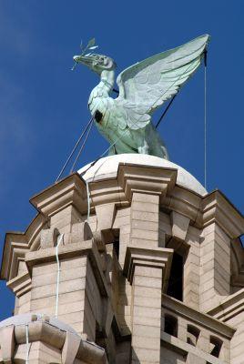 Liver Bird, Liver Building, Liverpool